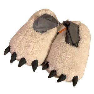 🆕 Gymboree Polar Bear Slippers - Boy's Size 7/8